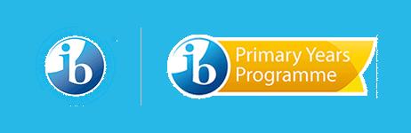 IB School Logo representing Primary Years programme